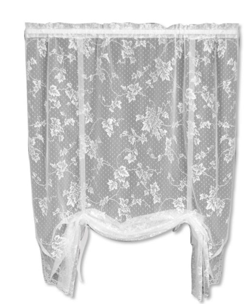 English Ivy Lace Curtains