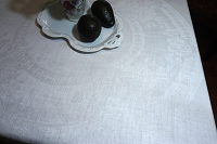 Damask Tablecloth 50x52