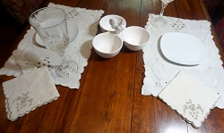 Place Setting for 2