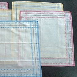 Mens Vintage New Hankies
