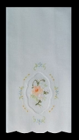 Guest Towels - Floral Medallion