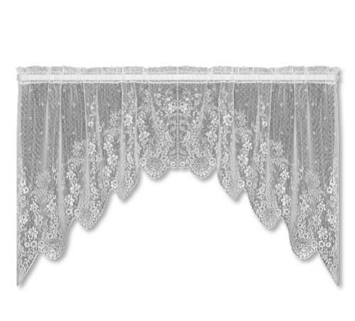 Floret Curtain Swags