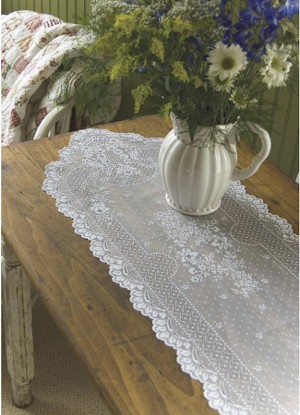 Floret Table Runners / Dresser Scarf